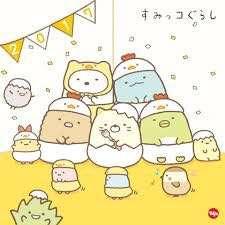 100% 全新 日本超可愛小角色 角落生物大毛巾