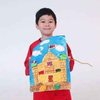 兒童及青少年繪畫藝術課程