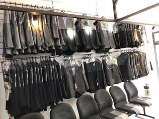 Coat Tuxedo Suit Tie Pants For Rent Rental
