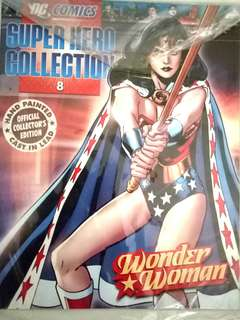 Super hero collection 8 Wonder woman book