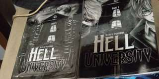 Hell University Book 1 and 2 (Bundle)