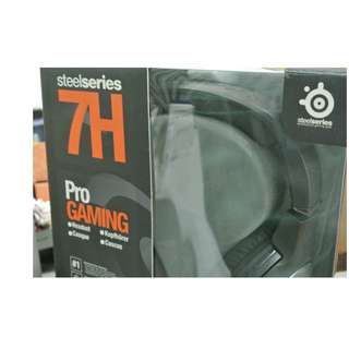 Steelseries 7H Gaming Headset with Inline Mic