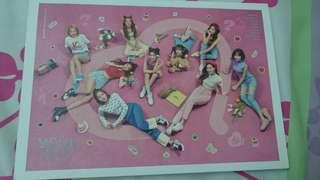 Twice 5th Mini Album What Is Love?