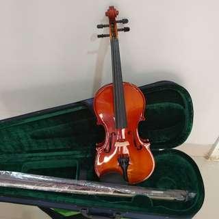 Yamaha Violin Biola Ukuran 4/4