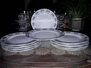 Jual Piring kue Ceper diameter 17,5cm ada 10pc