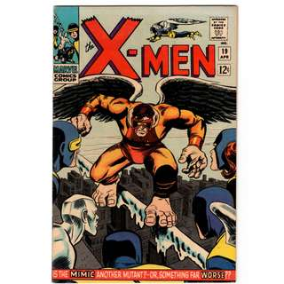 🚚 X-men Vol. 1 #19 - 1st appearance of the Mimic