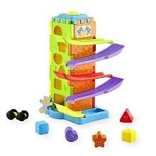 [NEW] Wacky Walls Activity Tower
