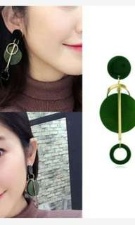 Army earrings anting aksesories accessories bandana kalung gelang cincin jamtangan watch