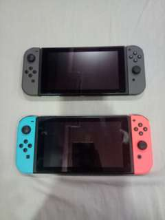 [Used] Nintendo Switch Console