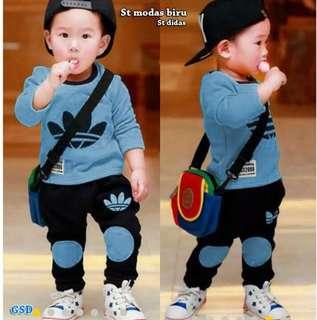 Baju casual anak laki