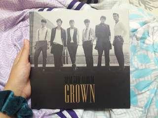 2PM 3rd Album GROWN