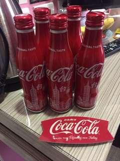 全新 台灣限定 台灣特別版可口可樂