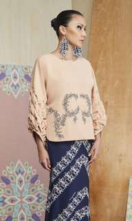 MIMPI KITA Scilla Embroidered Top