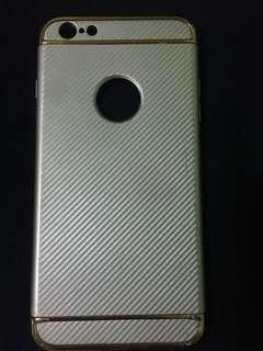 IPHONE 6plus  gold case 360