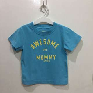 Awesome like mommy shirt