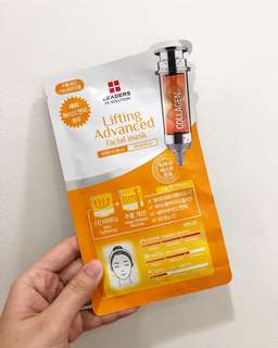 Leaders Lifting Advanced Facial Mask