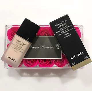 Chanel Perfection Lumiere Liquid Foundation. 30ml. Full Size.
