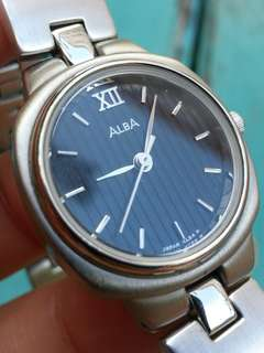 ALBA 20cm長錶帶