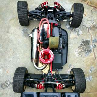 Rc buggy sworkz s350 bk1