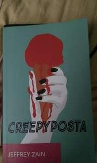 Creepyposta by Jeffrey Zain
