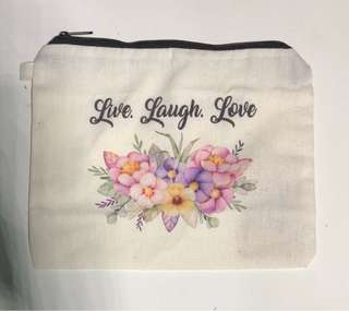 Live.Laugh.Love pencil case