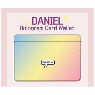KANG DANIEL - hologram card wallet