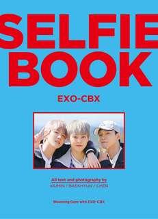 [Non Profit Preorder] EXO-CBX Selfie Book