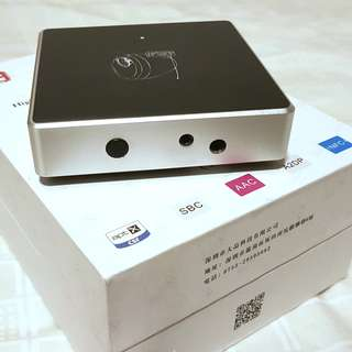 DICO HiFi Bluetooth Audio Receiver