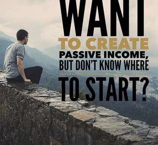 🚚 Want to start earning passive income?