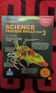 SCIENCE PROCESS SKILLS (FORM 3)