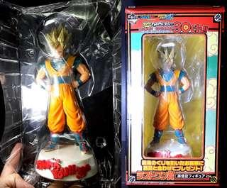DragonBall Z: K.O. S.H.Figuarts Super Saiyan Son Goku Action Figure 30th Anniversary 9''