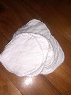 🚚 BN Reusable washable Breast Pads