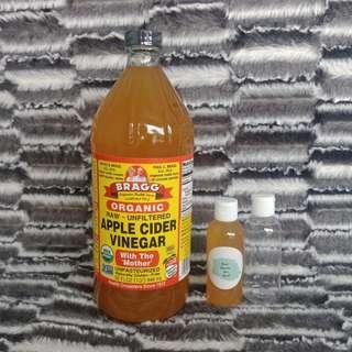 Cuka Apel Brag 60ml