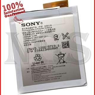 100% Original Sony Xperia M4 AQUA Battery LIS1576ERPC 2400mAh With 8pcs Opening Tools