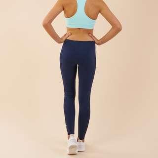 Gymshark Ark Jersey Leggings (Sapphire Blue)
