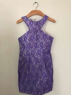 Twenty3 Purple Dress