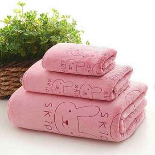 3 in 1 Towel