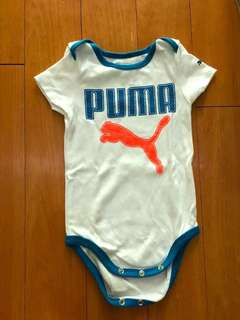 ORIGINAL PUMA ONESIE FOR 18mos