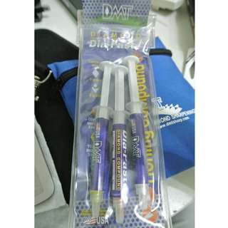 DMT DPK Dia-Paste Diamond Compound Kit of 1, 3 and 6 Micron