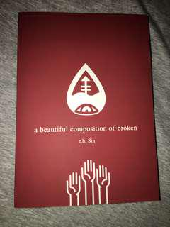 A beautiful composition of broken by R.H sin
