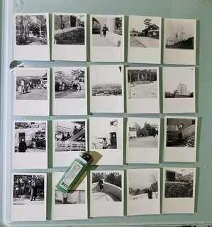 60年代 日本旅遊照片,合共20張 老香港懷 舊照片 懷舊相片