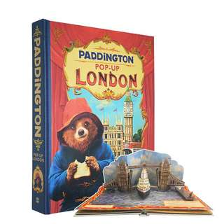 Paddington Pop Up Book
