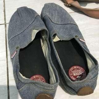 wakai shoes ORI ukuran 44