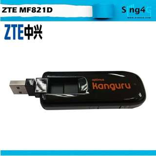 🚚 4G SIM USB ZTE MF821D (4G100mbps Single PC Use)