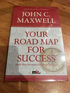 Your Roadmap for Success by John C Maxwell