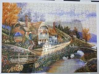 Jigsaw Puzzle 500pcs