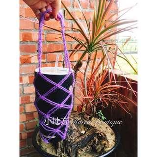 麻繩環保飲料提袋