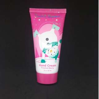 Sweet & Shimmer Hand Cream Frosted Berry