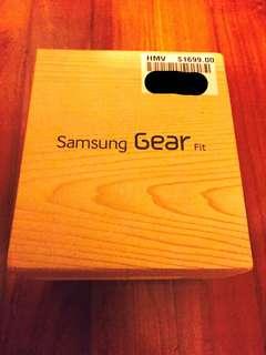 Samsung Gear Fit SM-R350 智能手錶