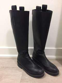 Long boots size 5.5